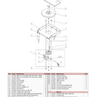 Combigrinder Cattle/Horse Parts