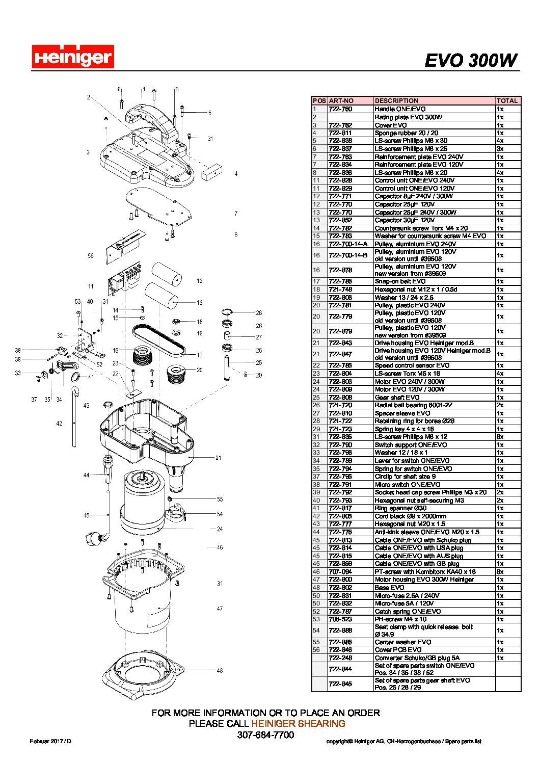 EVO Parts