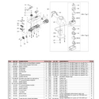 SAPHIR BASIC Parts