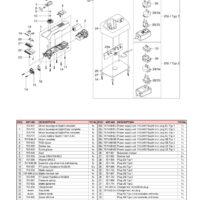 SAPHIR PINK Parts